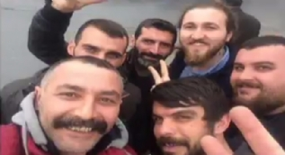 Küçükçekmece'de AK Partililere saldırdılar