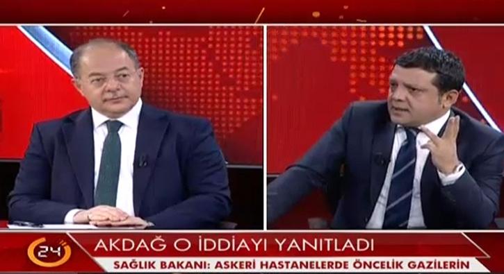 Bakan Akda�dan o haberlere a��klama: Yalan ve kas�tl�