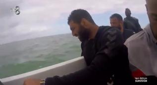 Survivor'da Eser West teknede sinir krizi geçirdi