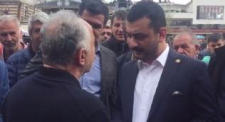 Diyarbakır halkından CHP'li Erdem'e tepki