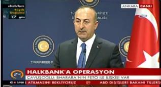 Bakan Çavuşoğlu: Bharara'nın FETÖ ile ilişkisi var