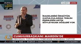 Erdoğan: İsviçre'de şakağıma silah dayayan afiş astılar, bu terör örgütlerine sessiz mi kalacaksınız?