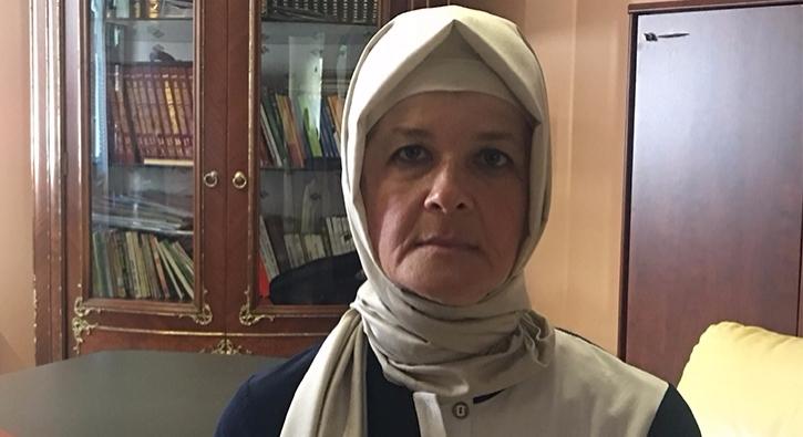 AK Parti Kad�n Kollar� D�� ili�kiler Ba�kan� Meryem G�ka:Avrupa ge� de olsa ger�e�i g�rmeye ba�lad�