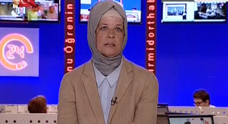 Ak Parti Kad�n Kollar� D��ili�kiler Ba�kan� Meryem G�ka yay�n 24'e konuk oldu