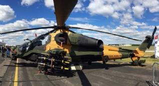 TSK, 21'nci ATAK helikopterine kavuştu